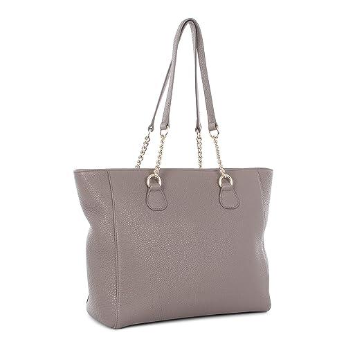 74bffb8ea67d Céline Dion Adagio Tote Leather TTE (Taupe)  Amazon.ca  Shoes   Handbags