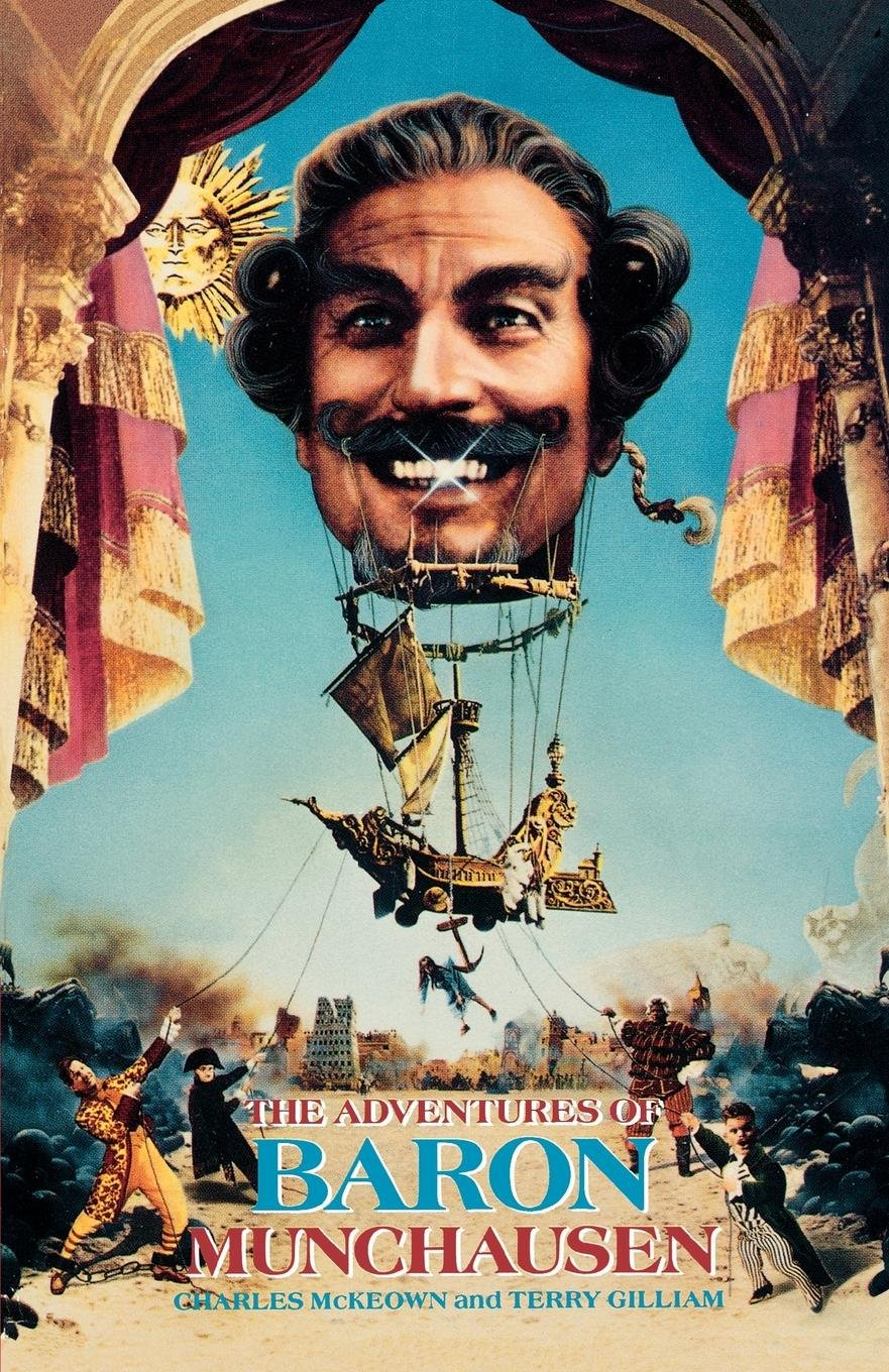 The Adventures of Baron Munchausen: The Illustrated Screenplay (Applause Screenplay) PDF