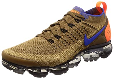 6b12cd7762 Amazon.com | Nike Men's Air Vapormax Flyknit 2 Running Shoes | Athletic