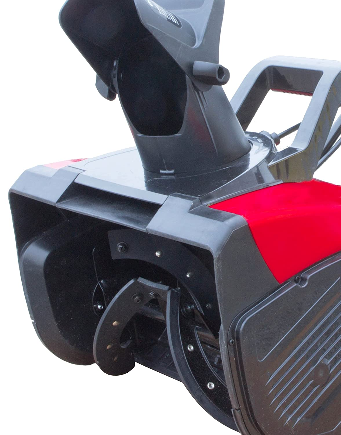 Power Smart Electric Snow Blower uses electricity