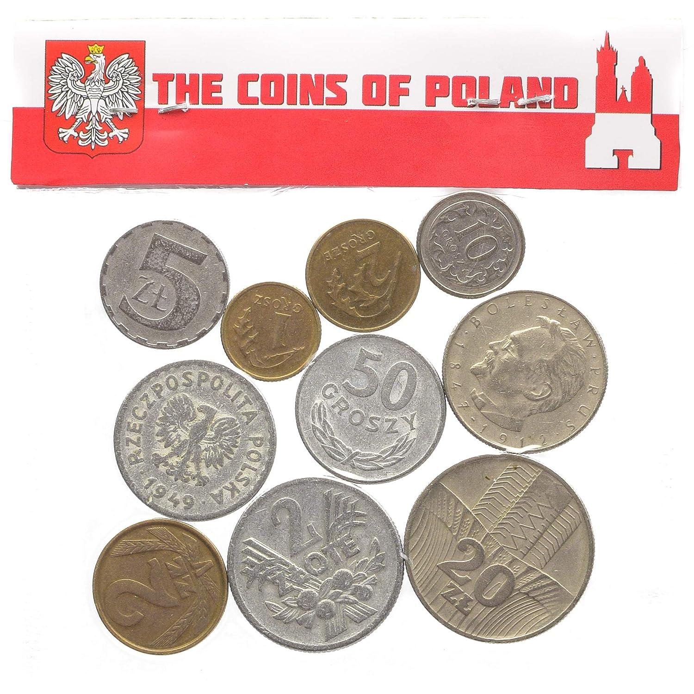 elf Poland 1 Grosz 1949  Eagle