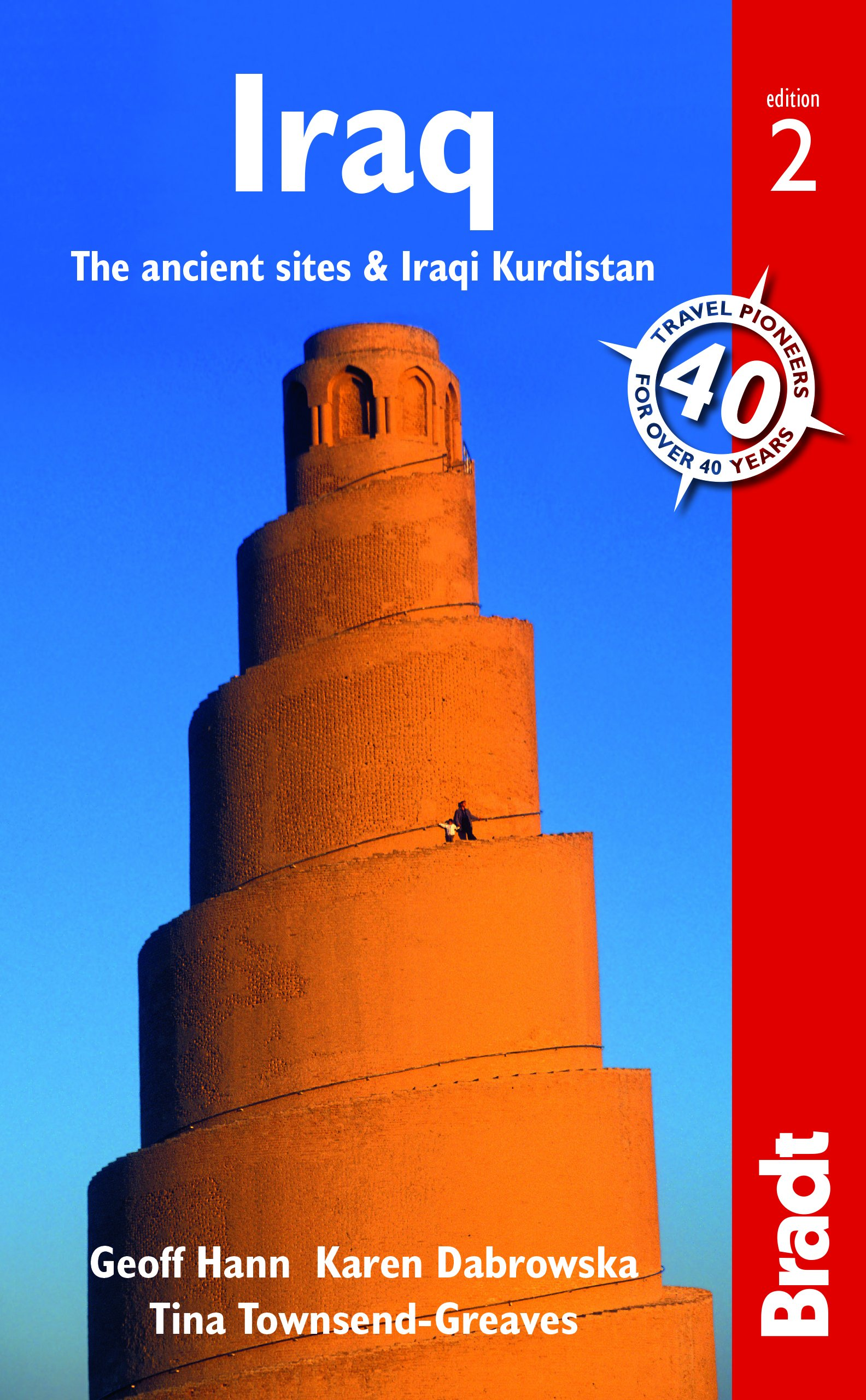 Iraq (Bradt Country Guides)