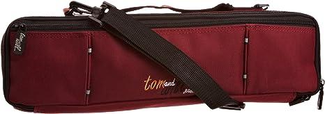 Tomandwill 33FCC-650 - Funda para flauta travesera: Amazon.es: Instrumentos musicales