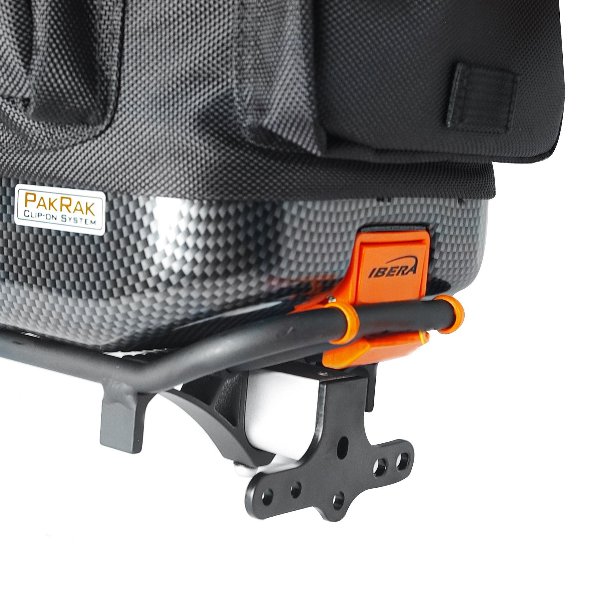 Ibera PakRak Bicycle Seat Post Commuter Rack and Quick-Release Bag by Ibera (Image #6)