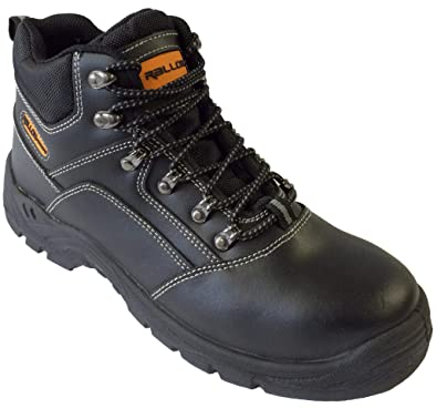 Arbeitsschuhe Sicherheitsschuhe Schuhe schwarz echt Leder LC521 S3 Stahlkappe 38 39 40 41 42 43 44 45 46 47 Herren Damen