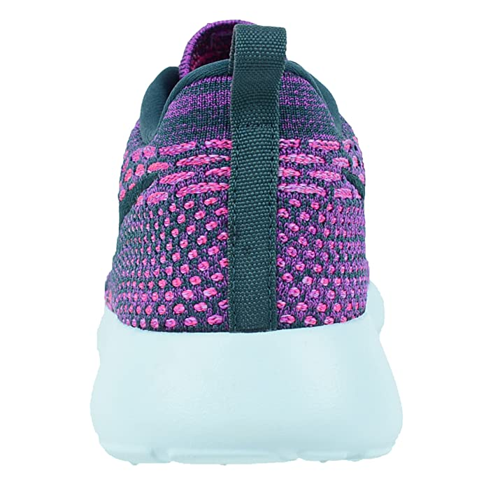 watch 10f6f 9e6ef Amazon.com   NIKE Women s Roshe One Flyknit Casual Shoes Purple 704927-302    Running