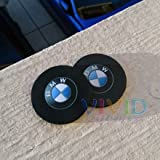 Pair of BMW Car Coasters! Highly Absorbent for any BMW cup holders! (2pcs)