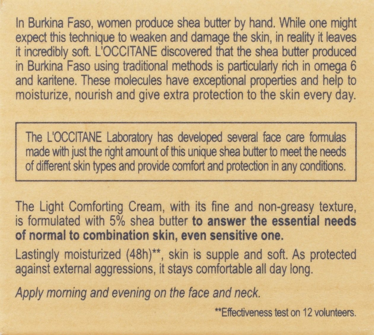 com l occitane shea light comforting face cream oz com l occitane shea light comforting face cream 1 7 oz l occitane luxury beauty