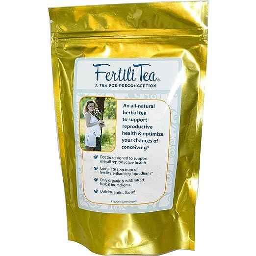 Fertilitea Herbal Fertility Supplement