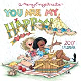 Mary Engelbreit 2017 Mini Wall Calendar: You Are My Happy!