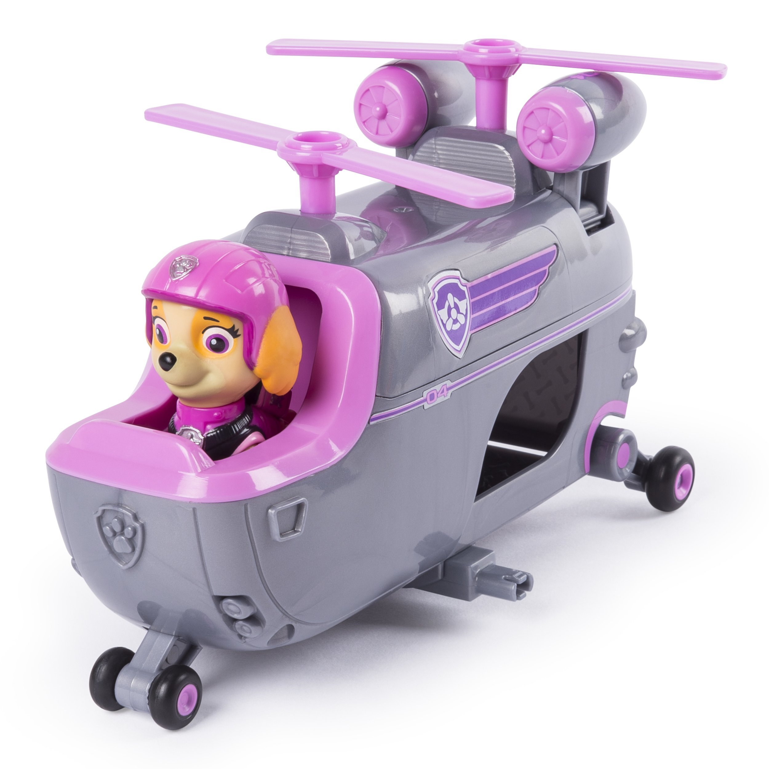 Paw Patrol Skye's Ultimate Rescue Helicopter Moving Propellers Hook by Paw Patrol (Image #4)