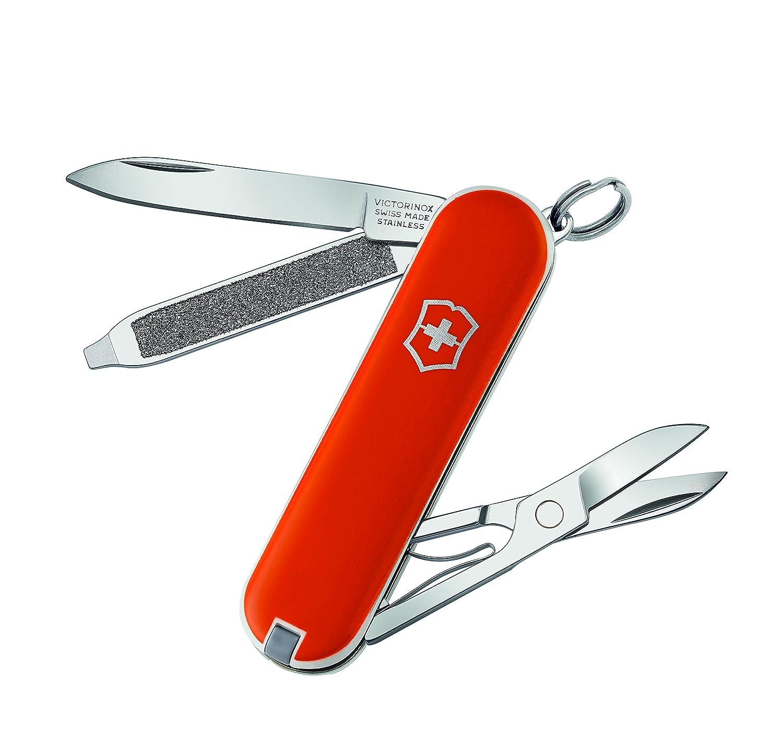 Amazon.com: Victorinox – Victorinox Classic Naranja – Swiss ...