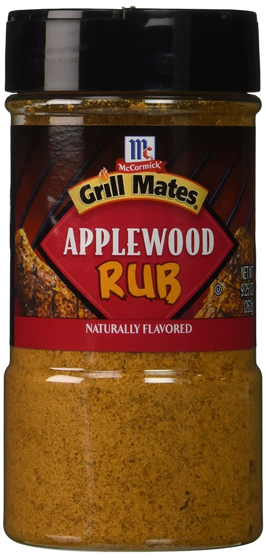 Mcormick Apple Wood Rub, 9.25 Ounce