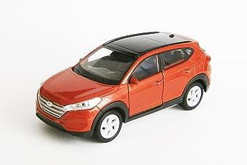 Hyundai Tucson SUV 1:36 Metall Diecast Modellauto Auto Spielzeug Model Sammlung