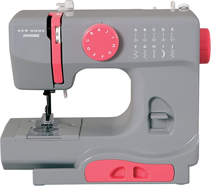 The Best Janome New Home Sewing Machinejd1818
