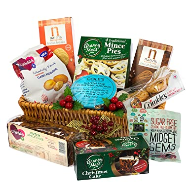 Luxury christmas hamper deluxe gluten free christmas hamper luxury christmas hamper deluxe gluten free christmas hamper negle Image collections