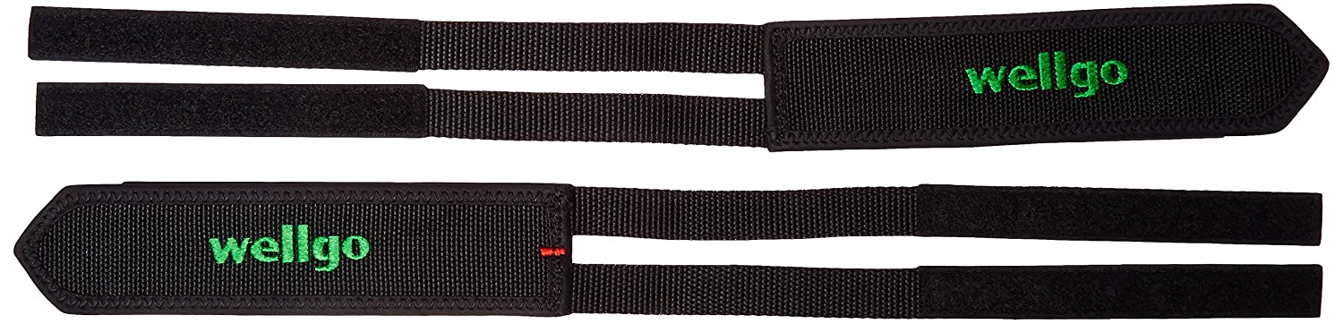 Amazon Wellgo Super Strong Double Pedal Straps Bike Pedals