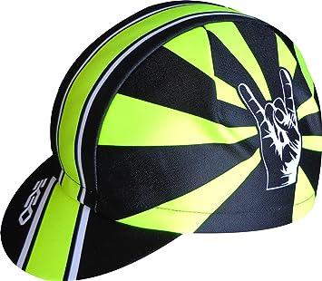 Gorra de Ciclismo Corte Racing. Ciclismo, Running,