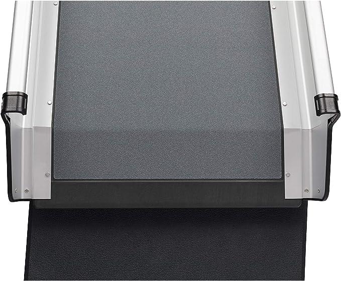 Rampe dAcc/ès Ideale pour Voitures Grande Rampe T/élescospique Deluxe Solvit pour Animal de Compagnie Pliable en 3 Parties L/ég/ère Faible Aluminium Compacte PetSafe Pour Chien Ag/é
