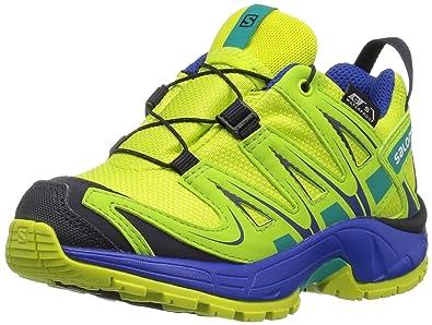 Chaussures Salomon XA vert lime  48.5 EU LQ8J0