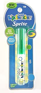 product image for Lip Smackers (1) Clear Shine Lipgloss Stick - Sprite Flavor - Carded - Net Wt. 0.09 oz / 2.8 ml