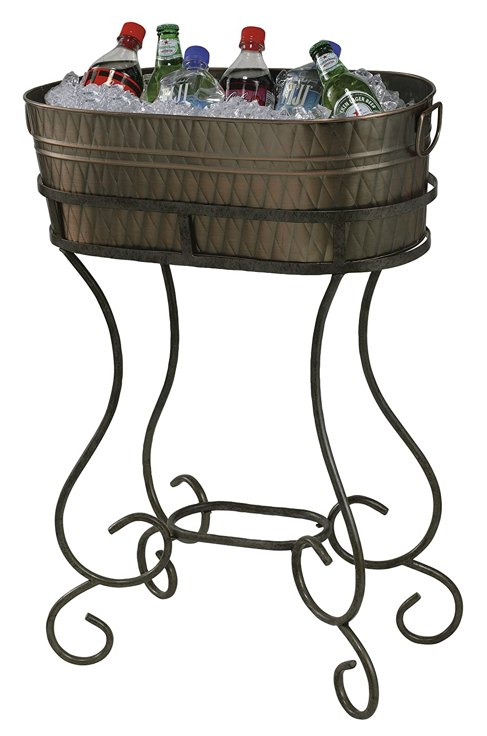 Amazoncom Howard Miller 655145 Entertainment Beverage Tub by