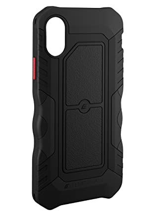 half off 96ad3 833c3 Element Case Recon Drop Tested Case for iPhone X - Black: Amazon.co ...