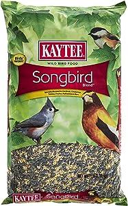 Kaytee Songbird Wild Bird Food, 7lb