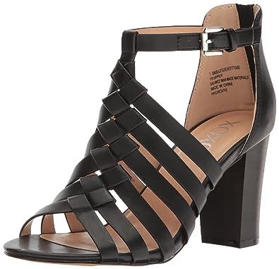 XOXO Baxter Block Heel Sandal