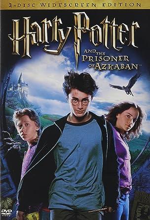 Amazon.com: Harry Potter And The Prisoner Of Azkaban (Widescreen ...