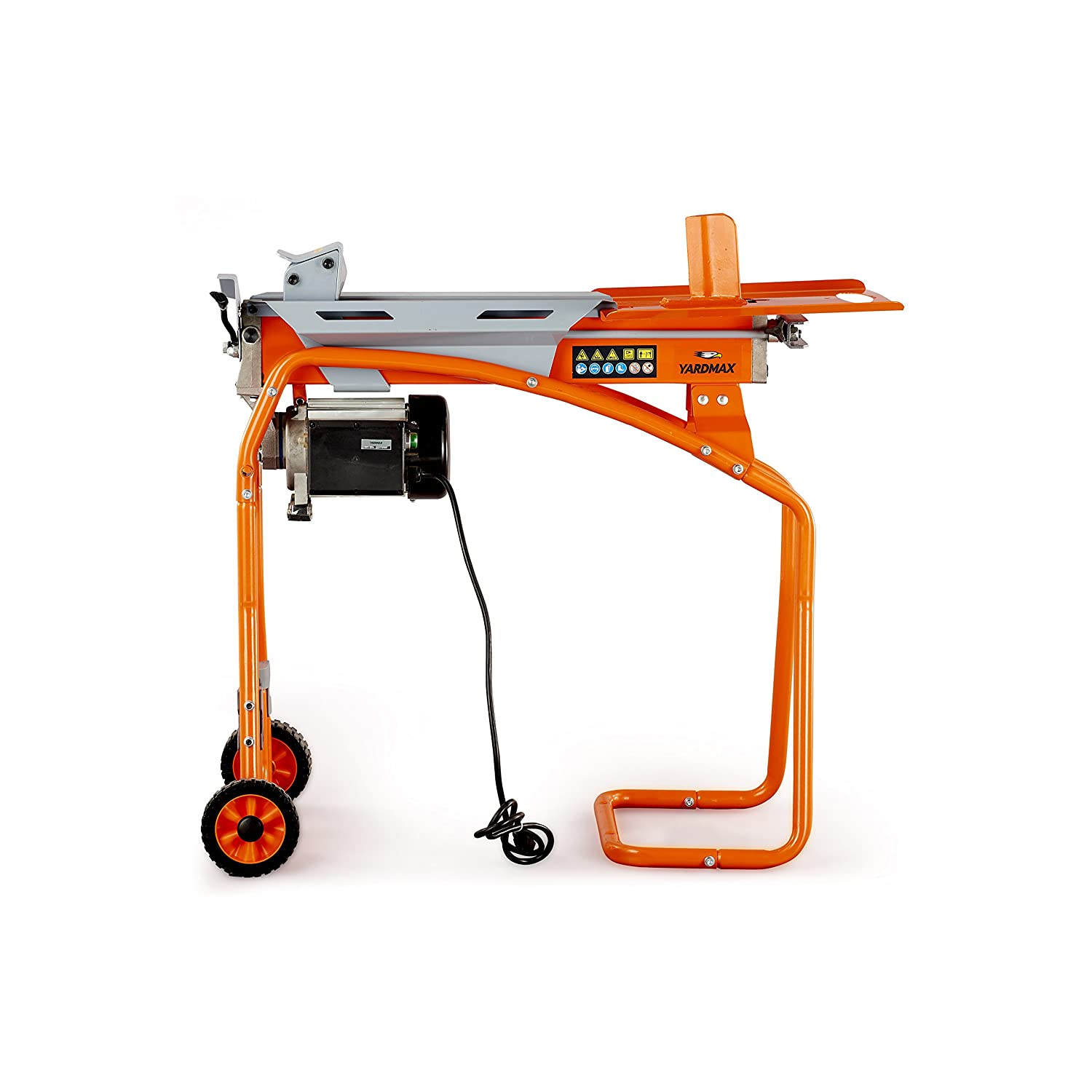 YARDMAX Best wood splitter