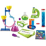 Learning Resources Primary Science Deluxe Lab Set, 45 Pieces