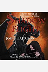 Shadow Flight: Book Three of the Shadow Saga Audible Audiobook