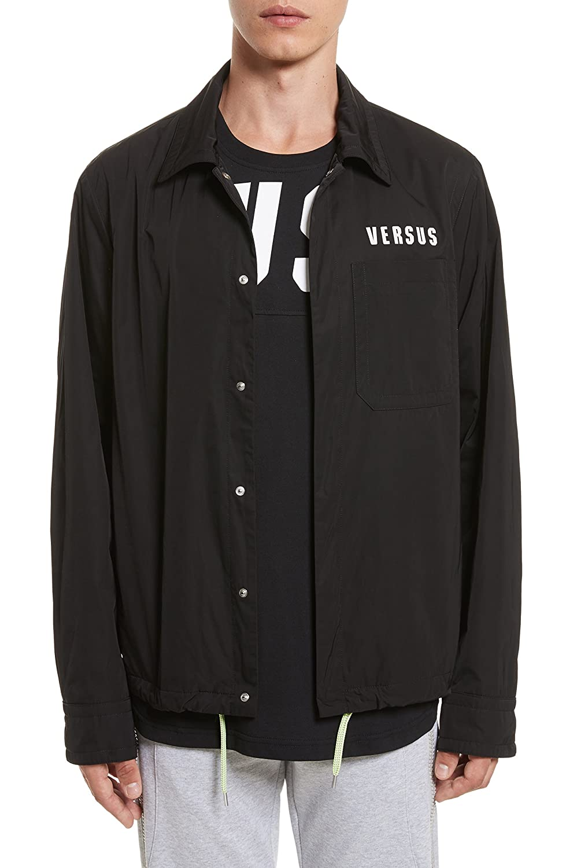 [ヴェルサス ヴェルサーチ] メンズ ジャケットブルゾン VERSUS by Versace Tech Jacket [並行輸入品] B0799JC6FW 50_EU