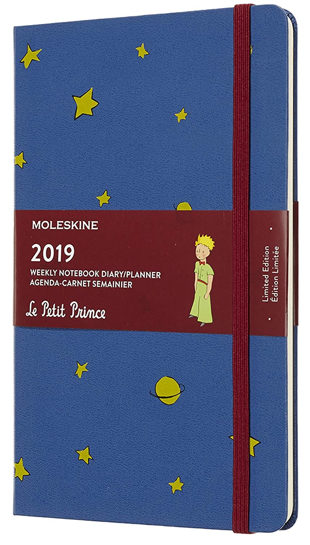 Amazon.com: Moleskine 2019 - Cuaderno semanal, 39.4 ft ...