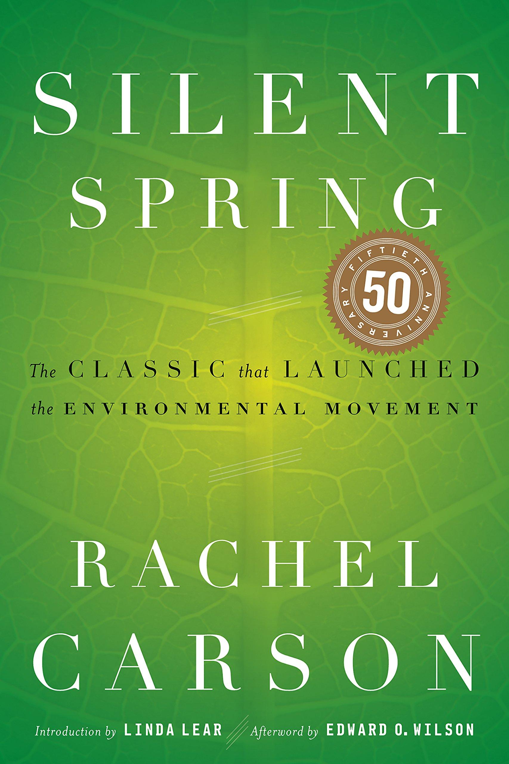 Amazon.com: Silent Spring eBook: Carson, Rachel, Linda Lear ...
