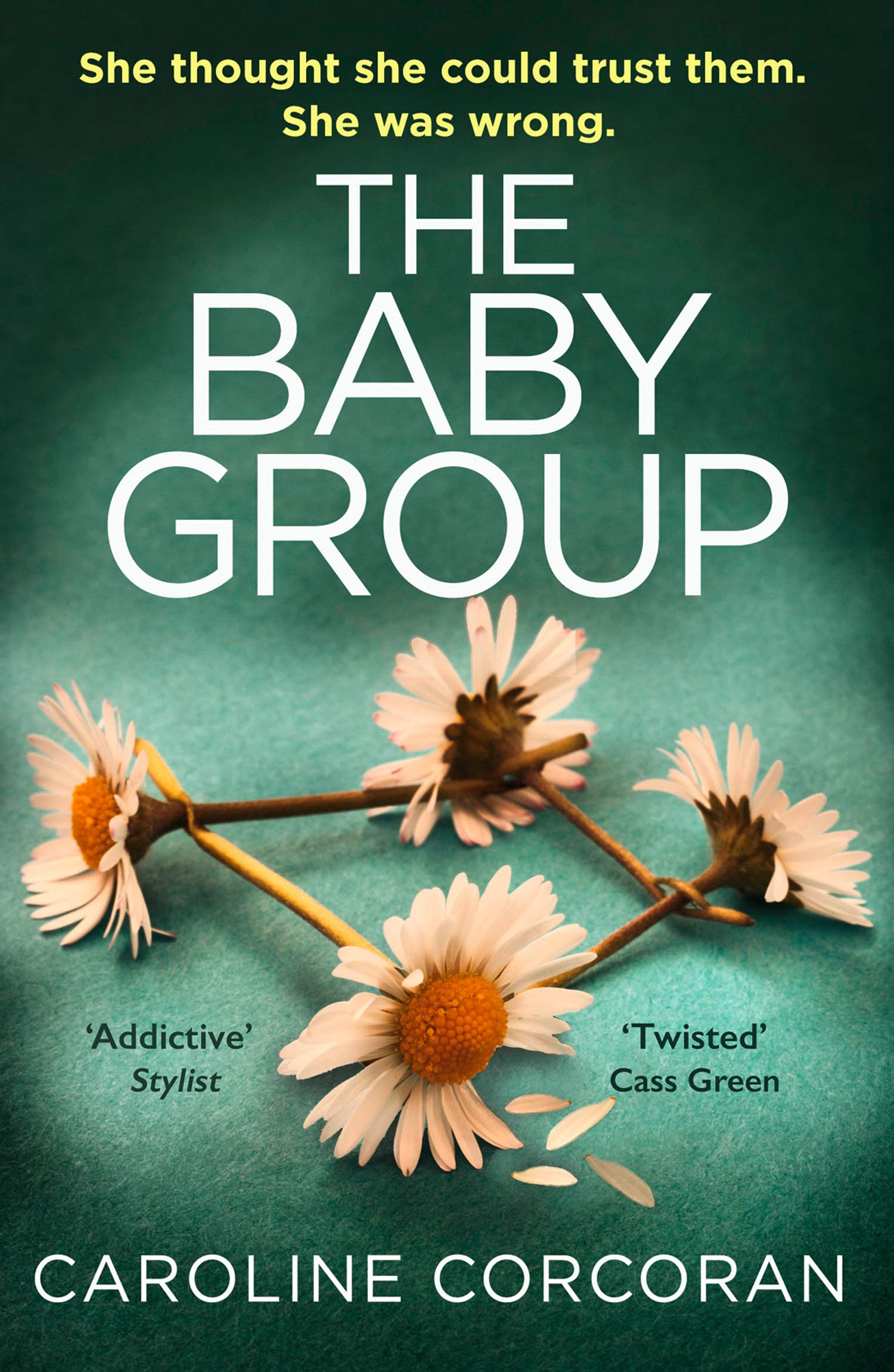 The Baby Group: a gripping new crime thriller for 2020 with a twist you  won't see coming, from the author of bestsellers like Through The Wall:  Corcoran, Caroline: 9780008335120: Amazon.com: Books