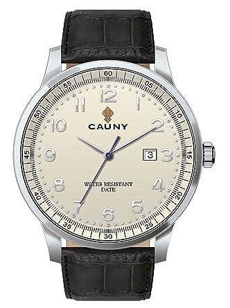 Cauny Reloj 480131C Negro