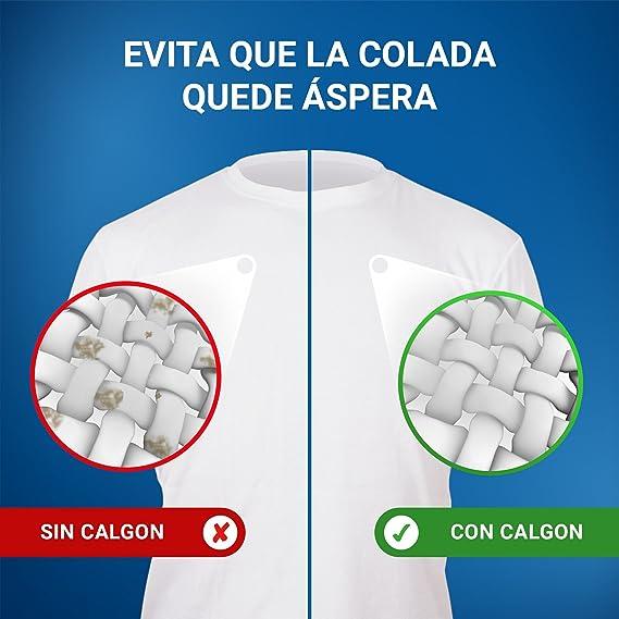 Calgon 3 en 1 Antical Lavadora Gel - 2.25 l: Amazon.es: Amazon Pantry