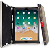 Twelve South BookBook for iPad Pro 12.9 inch | Hardback Leather case, Apple Pencil Storage and Easel for iPad Pro
