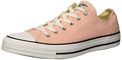 18ac079c1 Converse Chuck Taylor All Star 2018 Seasonal Low Top Sneaker, Storm Pink, 4  M