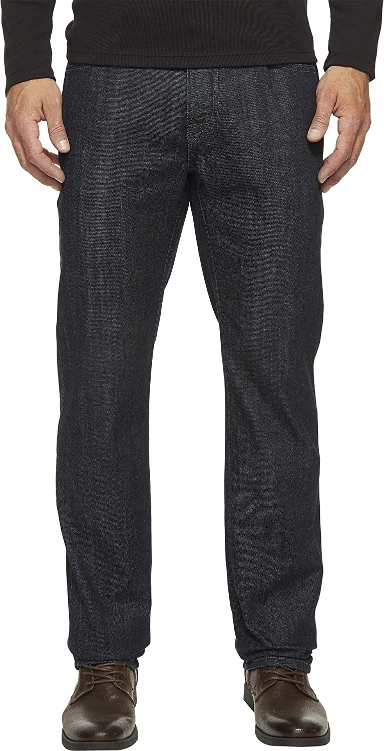 Agave Mens Classic Fit Silver Star Flex Jeans
