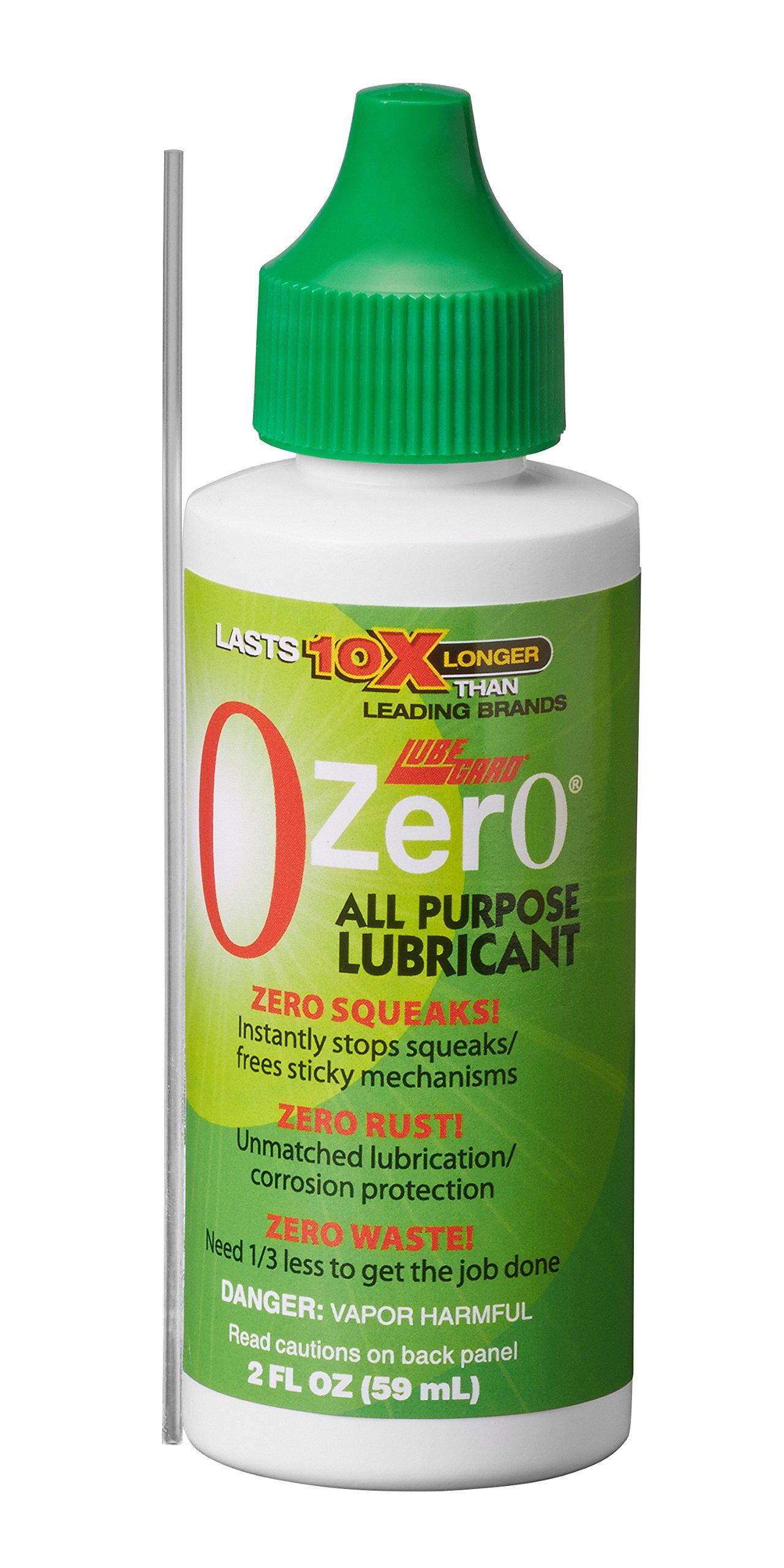 Lubegard 85222 Zer0 All Purpose Lubricant, 2 fl. oz.