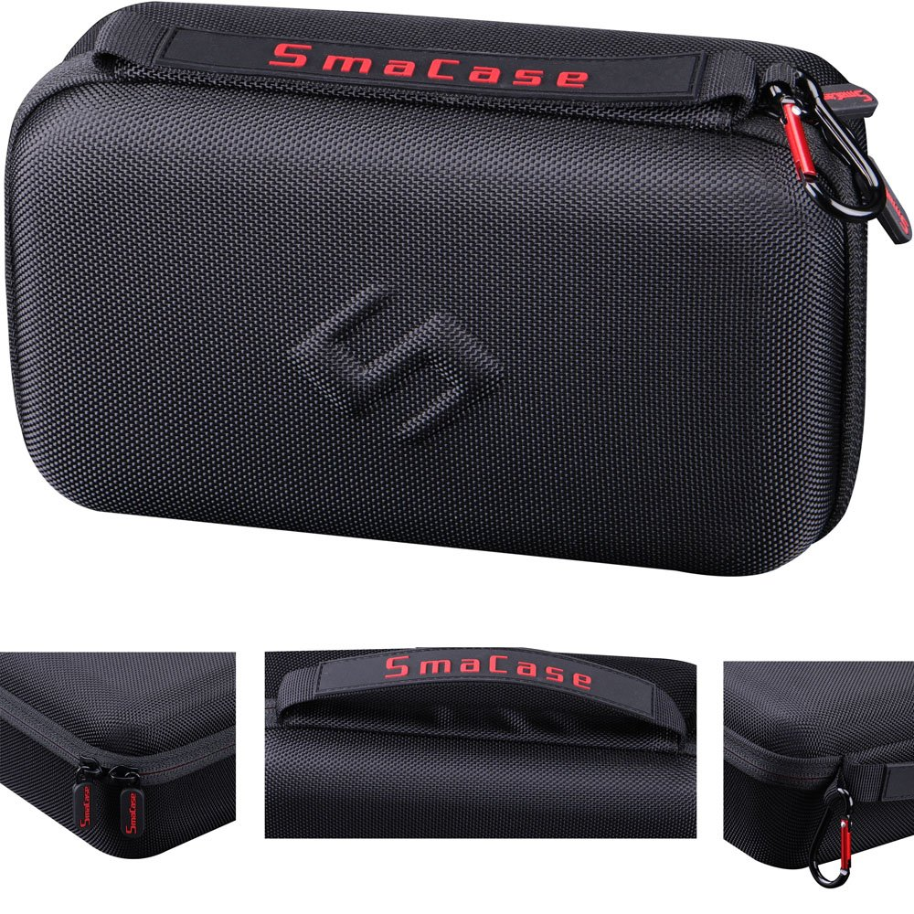 Smatree Hard Travel Carrying Case Compatible with Black Soft Cover for Bose Soundlink Mini I and Mini II Speaker SoundLink Mini Case + Soft Cover