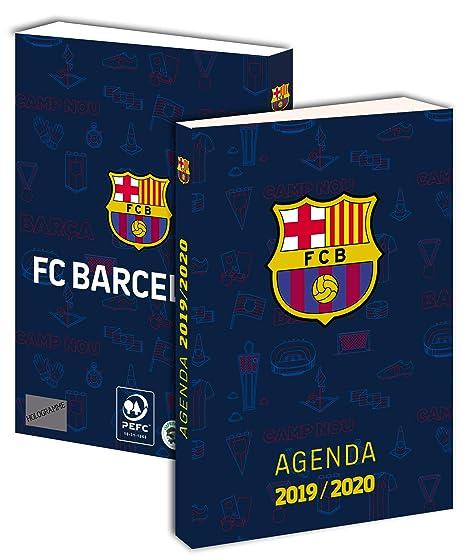 Agenda escolar FCB 2016 2017 - Colección oficial FC ...