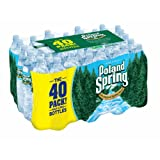 Poland Spring Bottled Water, 40 Count