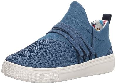 27c603794ec Steve Madden Women s JLANCER Sneaker Denim 1 ...