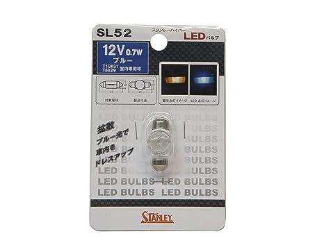 STANLEY [Stanley hyper LED bulb [Blue SL52 [1 pieces