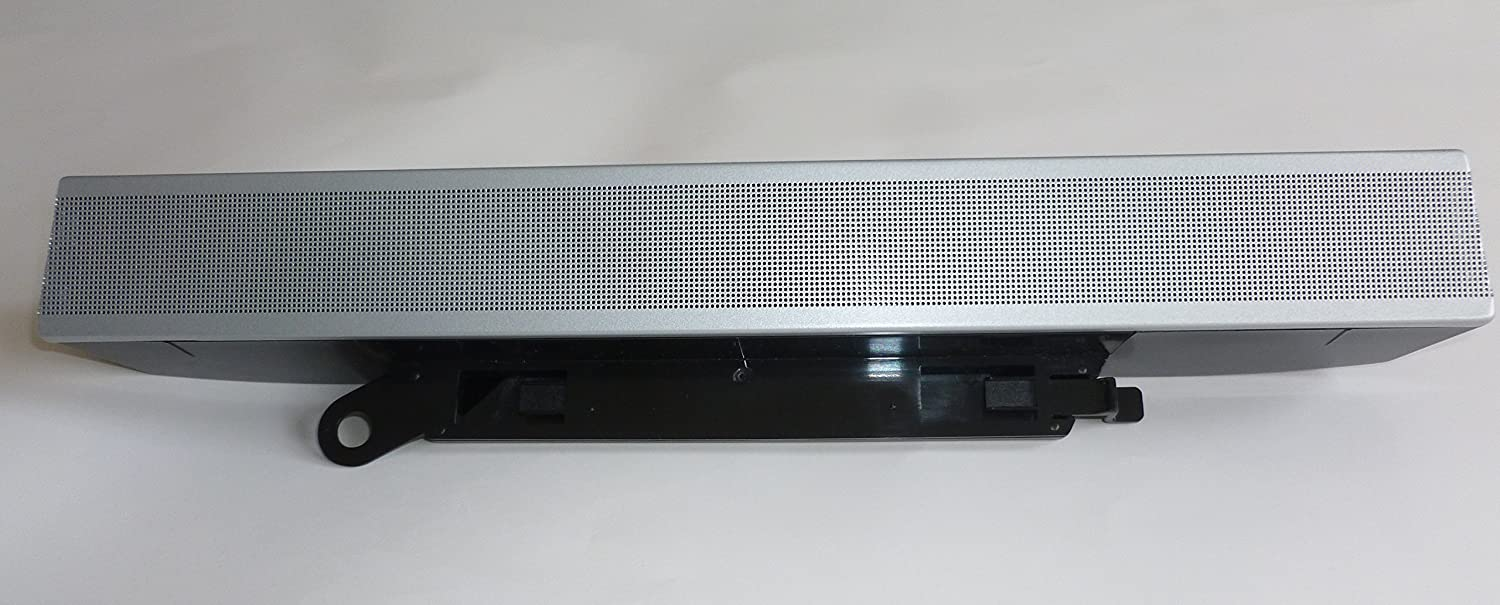 AS501+PA Genuine Dell Soundbar Speaker UH837 For Ultra Sharp Flat Panel Monitors 1703FP, 1704FP, 1706FP, 1707FP, 1707FPV, 1708FP, 1801FP, 1901FP, 1905FP, 1907FP, 1907FPV, 1908FP, SP1908FP, 2001FP, 2005FP, 2005FPW, 2007FP, 2007WFP 2405FP, 2405FPW, 2407WFP, and 3007WFP, Additional Compatible Dell Part Numbers: XH839, 313-3437, X9450, UH852