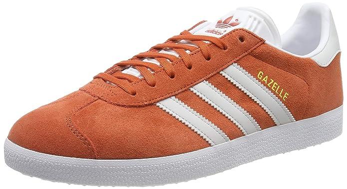 adidas Gazelle Sneaker Herren Orange (Raw Amber)
